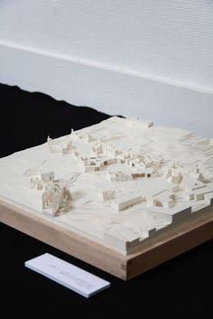 Maquette Architecture, Architecture Model Making, Architecture Panel, Model Building, Model Sketch, Arch Model, Modelos 3d, Plastic Model Kits, Design Thinking