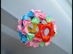 Go to the webpage to read more about Origami Designs Origami Love Heart, Origami Star Box, Origami Ball, Origami Fish, Origami Stars, Origami Flowers, Origami Quilt, Origami Paper Folding, Modular Origami