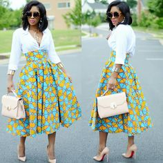  Tea Length Skirt  from the Bliss Collection! Get 15% off your order plus free shipping in the US this weekend! Click link in bio to shop! Skirt: Bliss Collection...#livingmyblissinstyle #classychic #printastic
