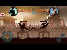 Mobil Oyun Videoları: Yeni Eşyalar Aldım - Shadow Fight 2