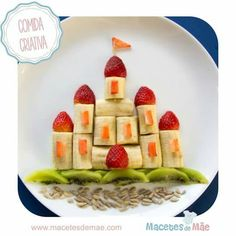 20 Easy Healthy and Edible Food Art for Kids Food Art For Kids, Cooking With Kids, Children Food, Easy Food Art, Fruit Art Kids, Creative Food Art, Creative Kids Snacks, Children Health, Food Kids