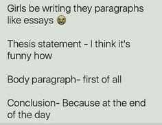 Piss me off and your ass will get an essay.