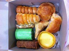 Old school: Balmoral Bakery