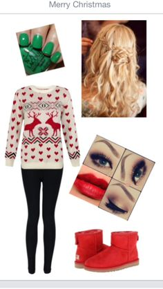 It's a bit late but... Merry Christmas. Follow me on polyvore @gg15545