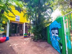 Goa Roadhouse Hostels India, Asia Located in Anjuna, Roadhouse Hostels is a perfect starting point from which to explore Goa. Featuring a complete list of amenities, guests will find their stay at the property a comfortable one. Facilities like free Wi-Fi in all rooms, Wi-Fi in public areas, car park, airport transfer, car hire are readily available for you to enjoy. Comfortable guestrooms ensure a good night's sleep with some rooms featuring facilities such as internet access...