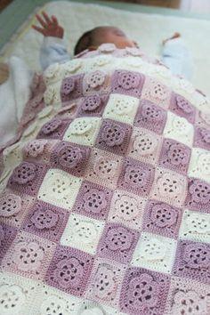 はじめましての赤ちゃんへ 手編みの贈りもの おくるみ