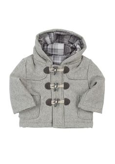 Duffle coat for baby @ Tesco. I dieee