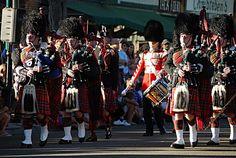 Highland Games - Pleasanton, Ca