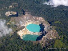 Danau Kelimutu NTT - Indonesia