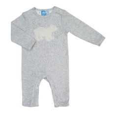 Albetta Polar Bear Babygrow