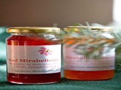 Lækker mirabelle marmelade fra Ryegaard