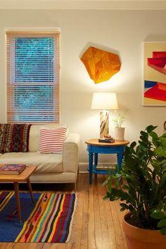 Apartamento con color 04