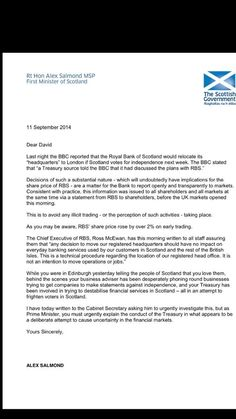 "Full @AlexSalmond letter to @David_Cameron accusing @hmtreasury of ""trying to destabilise fin services in Scotland"" pic.twitter.com/PibJ9W61Rb"