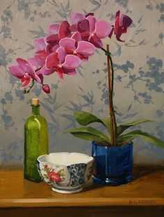 : Still Life Paintings by Laurie Kersey