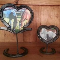 Check out this project on RYOBI Nation - I'm a stay at home mom and I want to make these horseshoe decorations that I saw you shape horseshoes and weld them together to make stuff like candle holders, picture frames, hearts, crosses, and some other decorations.