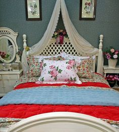 Sublime Cool Tips: Shabby Chic Bedding Small Spaces shabby chic living room inspiration. Shabby Chic Office, Shabby Chic Kitchen Decor, Shabby Chic Interiors, Shabby Chic Bedrooms, Shabby Chic Homes, Shabby Chic Furniture, Romantic Bedrooms, Romantic Bedding, Design Interiors