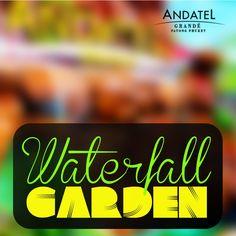 Waterfall Garden  - Blur Album