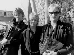 The Police, 1983 the Ghost in the Machine tour- my first big concert - LA Colliseum. Oingo Boingo opened.