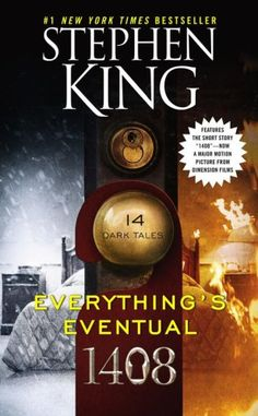 Everything's Eventual by Stephen King (1/15). First book of the year!