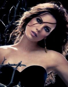 Kate Beckinsale. This has got to be on me of the most beautiful photos of her I've ever seen.