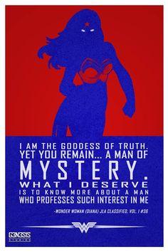 Wonder Woman Quote