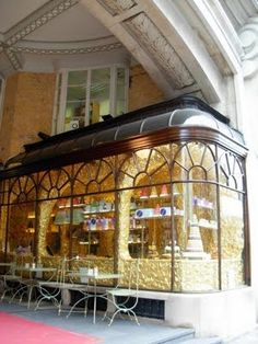 Laduree Burlington Arcade, London