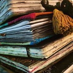 Your Tarot Journal: Why You Want One & Where to Begin. #tarot #blog #journaling