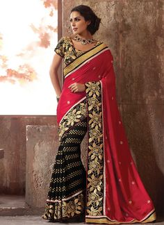 Net and Pure Chiffon Party Wear Lehenga Saree In Beige and Green Colour Indian Dresses, Indian Outfits, Indian Clothes, Satin Saree, Ethnic Sarees, Party Wear Lehenga, Lehenga Saree, Saree Look, Indian Ethnic Wear