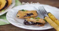 Berinjela Empanada no fubá ganha casquinha crocante e garante maciez por dentro. E é bem fácil de fazer só precisam ser bem feitas, para ficarem sequinhas