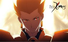 He is sooo freakin hot. I was watching fate zero lately and his attitude and power is off the charts. He has to be the most hottest servant there is on the show.