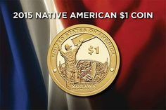 """""""Honor the contributions of the Kahnawake Mohawk and Mohawk Akwesasne communities One Dollar, Dollar Coin, High Iron, United States Mint, Coin Collecting, Nativity, Native American, Coins, Skyscrapers"""