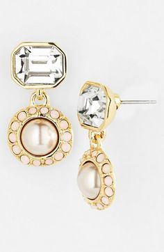 Givenchy Drop Earrings available at #Nordstrom