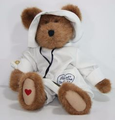 Boyds-Bears-Florence-Nightenbear-Nurse-12-Doll-Plush-Stuffed-Animal