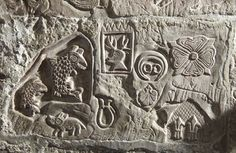 Dr Mark Douglas, properties curator for English Heritage, says: from mythical beasts to religious symbols, our latest research suggests that these intricate and beautiful carvings were more likely to hav Ancient Mysteries, Ancient Artifacts, British History, Art History, Carlisle Castle, Mermaid Images, Castle Wall, Religious Symbols, English Heritage