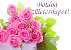 Birthday Cupcakes, Pink Roses, Diy And Crafts, Happy Birthday, Wallpaper, Flowers, Cards, Nice, Beautiful Flowers