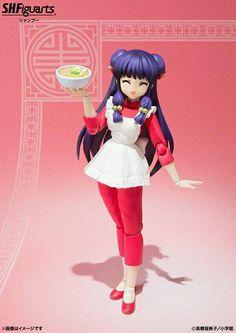 "Crunchyroll - ""Ranma Shampoo Joins Bandai's S.Figurats Line Anime Figures, Anime Characters, Action Figures, Chibi, Shampoo, Cute, Inuyasha, Cosplay Ideas, Otaku"