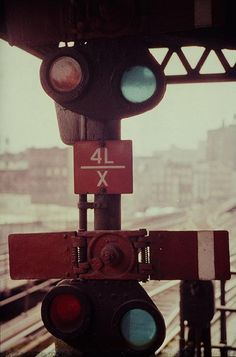 """Saul Leiter, Ilfochrome Print,Elevated Series,""""Never printed until now"""" 11x14 inches"""