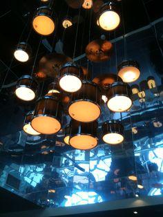 Drum kit lighting photo only inspiration #decor #musician