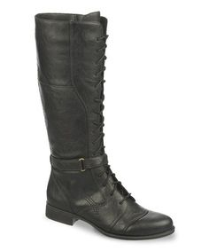 Loving this Black Jakes Boot on #zulily! #zulilyfinds