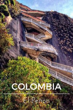 Colombia Travel | Ultimate list of the best places to visit in Colombia including Colombia travel tips for El Peñon