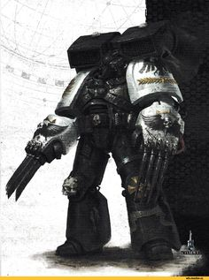 Warhammer 40000,warhammer40000, warhammer40k, warhammer 40k, ваха, сорокотысячник,фэндомы,Raven Guard,Space Marine,Adeptus Astartes,Imperium,Империум,assault squad (wh 40000)