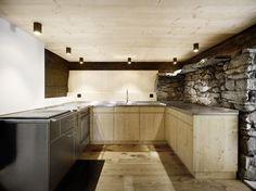 Oliver Christen - Renovation of a house from Sagerberg Photos © Valentin Jeck. Christening, Future House, Bathtub, Bathroom, Architecture, Kitchen, Furniture, Design, Home Decor