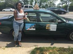 Raina from #brooklyn #newyork took our 11 #lesson package.  Her test was at #seaview #roadtestsite.  #access2drive #drivingschool #learntodrive #welovewhatwedo #teamaccess #motorcycle #auto #bus #training Www.drivingschoolsbrooklyn.com
