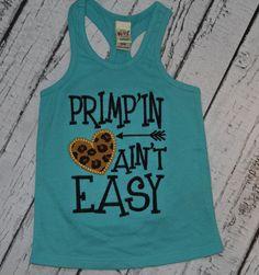 Primp'n Ain't Easy by HissyfitsOKC on Etsy