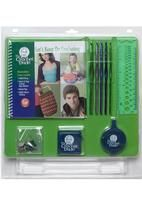 The Crochet Dude Intermediate Crochet Kit is a great option if you have beginning crochet skills. Learn about gauge while working on intermediate crochet projects from the included project book. #thecrochetdude