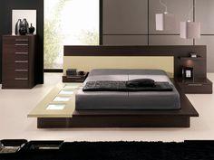 Camas minimalistas #Bed #bedroom