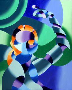 "Mark Webster Artist - Ximon - 30x24"" Oil on Canvas."