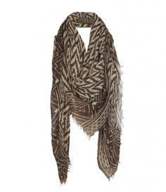 allsaints spitalfields | lecco scarf
