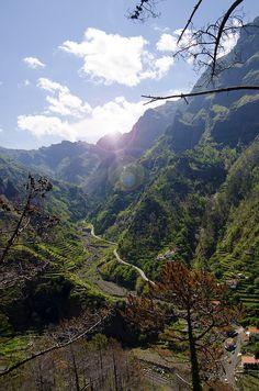 Madeira Islands, via Flickr. Portugal