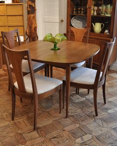 My ideal dining table. Broyhill sculptra